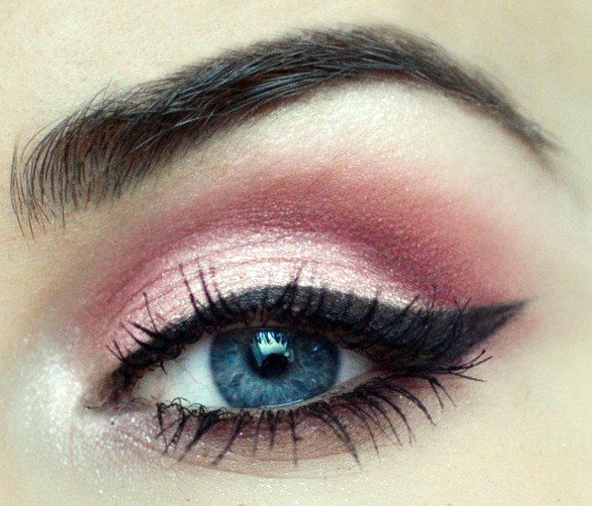 Styling- und Beauty-Tipp Berlin | Pink Cut Crease Look