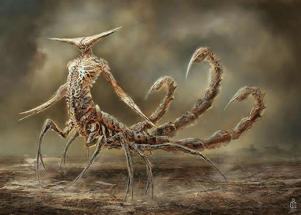 Künstler im Fokus: Damon Hellanbrand- Tierkreiszeichen der Hölle