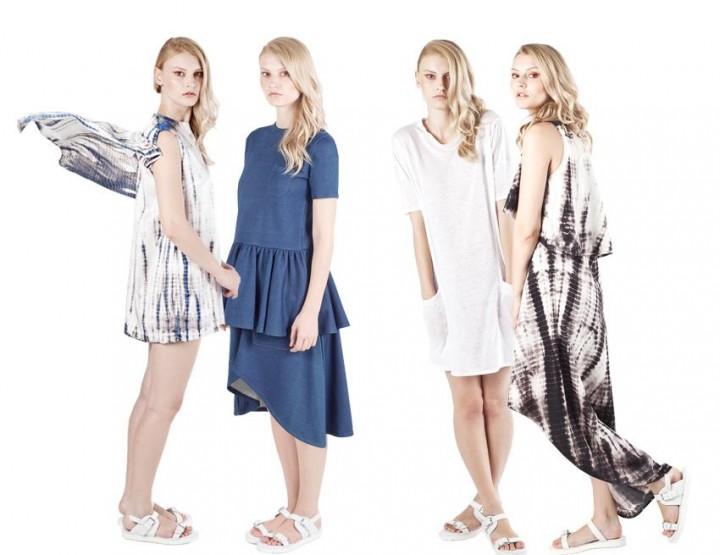 Lisboa Fashion Week, Juni 2014 präsentiert - White Tent, für Sie - Frühlings- und Sommerkollektion 2014