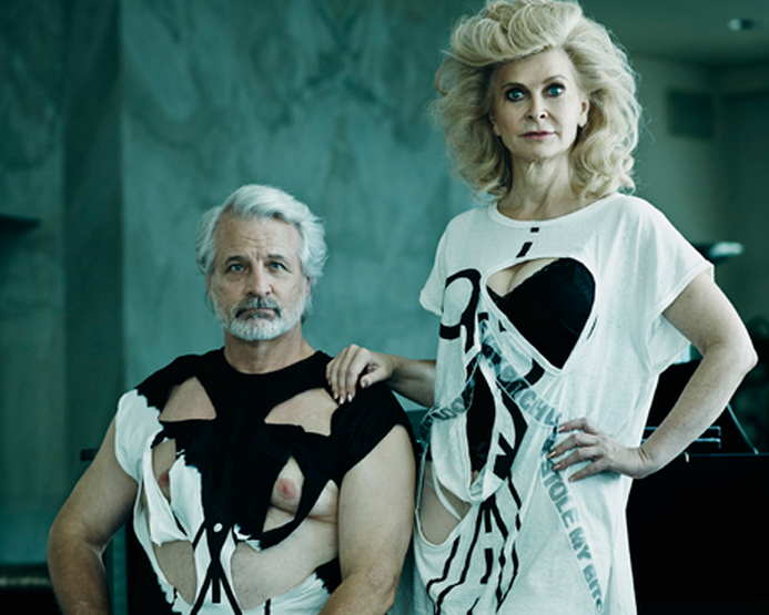 Berhard Willhelm, für Sie und Ihn - Fashion News 2014 Frühlings- und Sommerkollektion