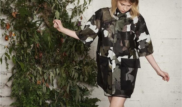 Fashion News - Danielle Romerli, für Sie - London Fashion Week 2015