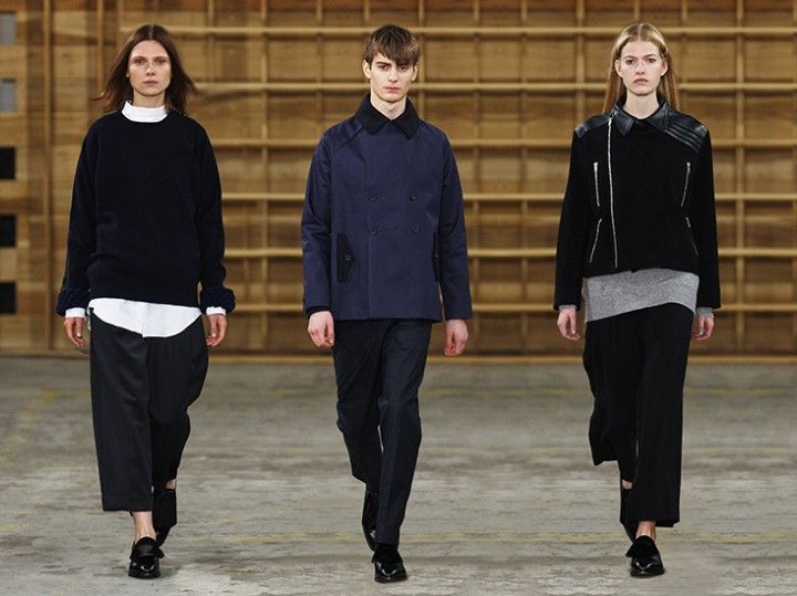 1205, für Sie & Ihn F/S 15 - London Fashion Week, Februar 2015