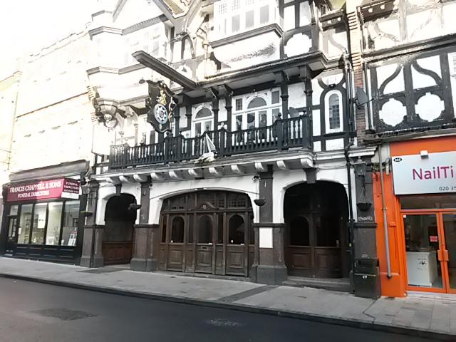 London easy going: Pub zu verkaufen