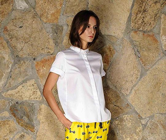 Mercedes-Benz Fashion Week Istanbul, März 2015 - Mehtap Elaidi, für Sie – S/S 15