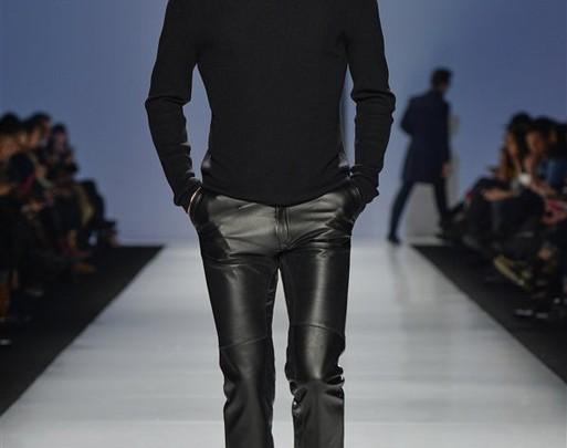 Fashion News: Christopher Bates, für Ihn - H/W 14 - World Mastercard Fashion Week Toronto, Oktober 2014