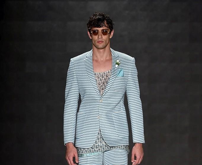 Emre Erdemoglu, für Ihn, F/S 15- Mercedes-Benz Fashion Week Istanbul, März 2015