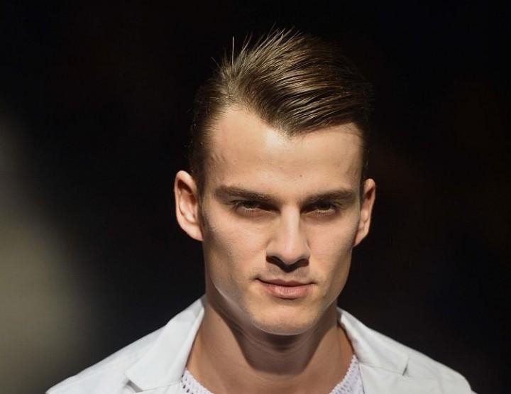 Mercedes-Benz Fashion Week Istanbul, März 2015 – Benan Bal, für Ihn – F/S 15