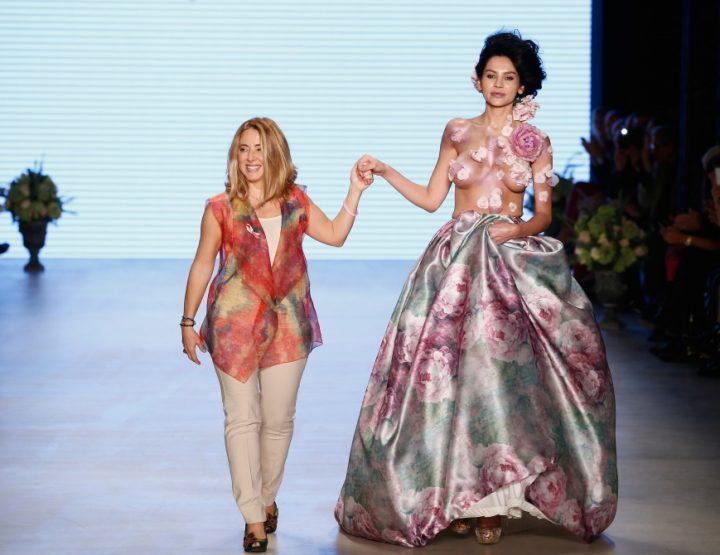 Mercedes-Benz Fashion Week Istanbul, März 2015 - Çigdem Akin, für Sie – F/S 15