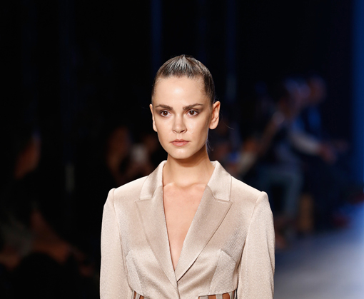 Mercedes-Benz Fashion Week Istanbul, März 2015 - Burce Bekrek, für Sie – F/S 15