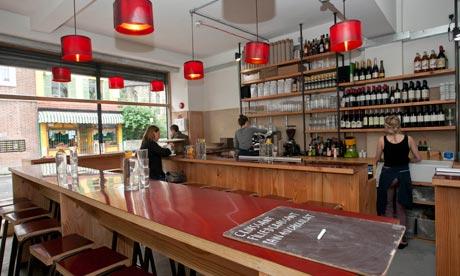 London easy going: Burns Night in Peckham's Refreshment Rooms