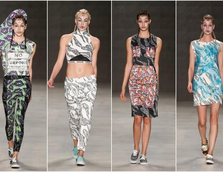 Mercedes-Benz Fashion Week Istanbul, März 2015 – DB Berdan, für Sie – F/S 15