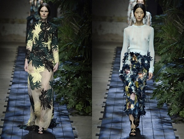 Erdem, für Sie – F/S 15 - London Fashion Week, Februar 2015