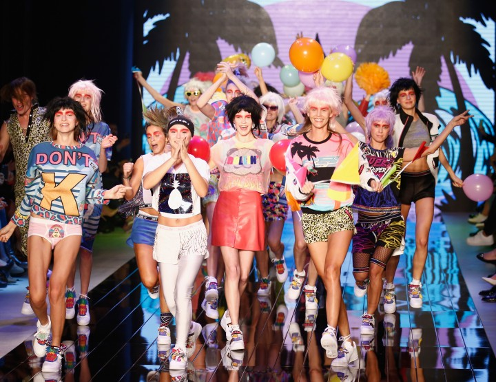 Mercedes-Benz Fashion Week Istanbul, March 2015 – Maid in Love, for women – S/S 15