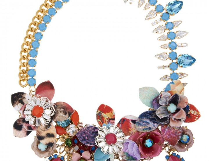 Halo & Co. Jewely, for women – S/S 15 – London Fashion Week, February 2015