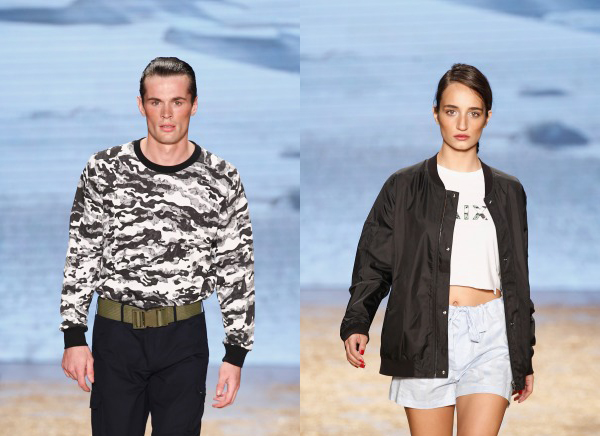 Mercedes-Benz Fashion Week Istanbul, March 2015 – Les Benjamins, for men & women – S/S 15