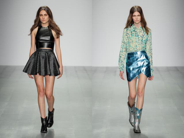 Felder Felder, für Sie – F/S 15 –  London Fashion Week, Februar 2015
