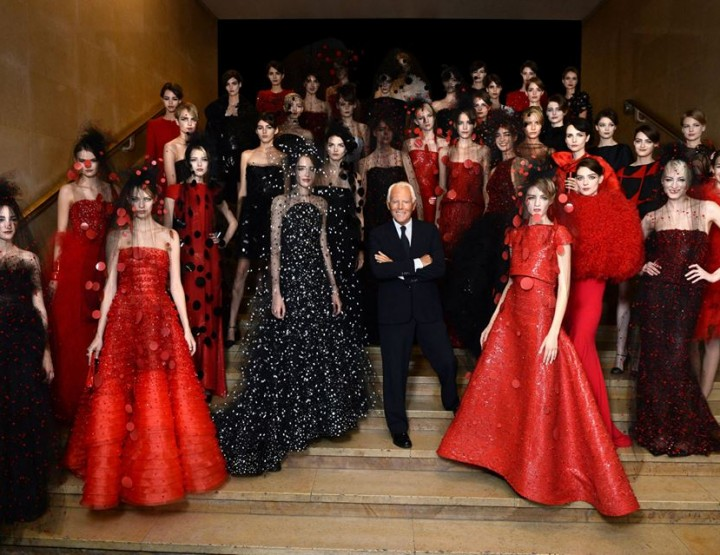 Fashion News: Armani, für Sie - A/W 14 - New York Fashion Week, September 2014
