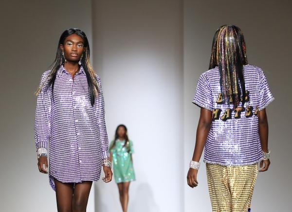 Ashish, für Sie und Ihn –  F/S 15 – London Fashion Week, Februar 2015