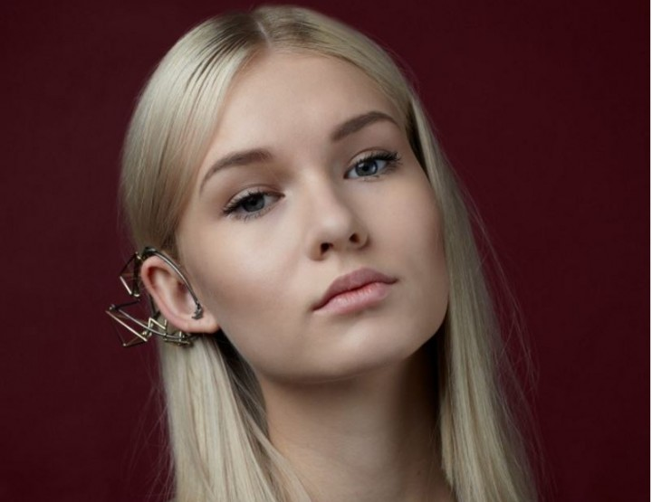 'Attic Sounds' Editorial – Schmuckdesignerin Delphine-Charlotte Parmentier