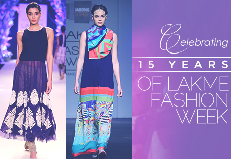 Fashion News 2015: Celebrating 15 Years – Lakmé Fashion Week, März 2015 – Highlights, Shows & Top-Designer