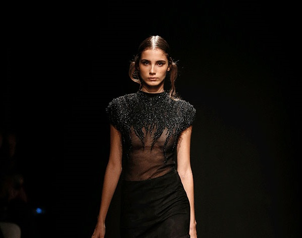 Mercedes-Benz Fashion Week Istanbul, March 2015 – Meltem Özbek, for women – S/S 15