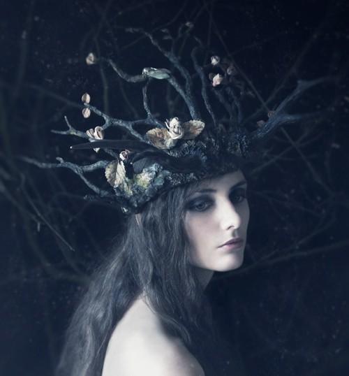 Künstler im Fokus: Daria Endersen - Surreale Traum Portraitfotografie