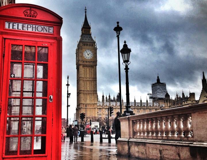 London easy going: Die übliche Kleinstadt London