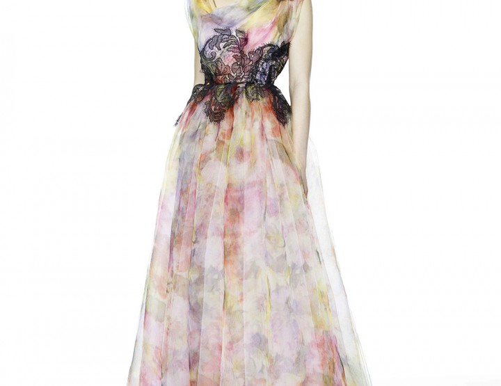 Fashion News: Marchesa, für Sie - Resort 15 - New York Fashion Week, September 2014