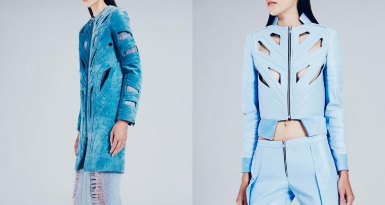 Fashion News: Mikhael Kale, für Sie - F/S 14 - World Mastercard Fashion Week Toronto, Oktober 2014