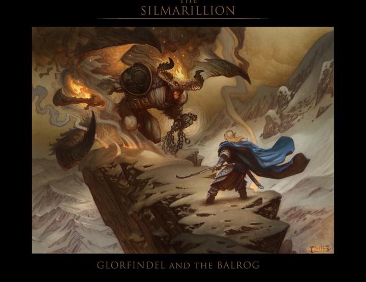 Künstler im Fokus: Justin Gerad - Illustrationen Tolkiens Meisterwerke