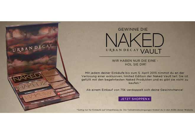HOT or NOT |Wahnsinnsgewinn: Urban Decay Naked Vault