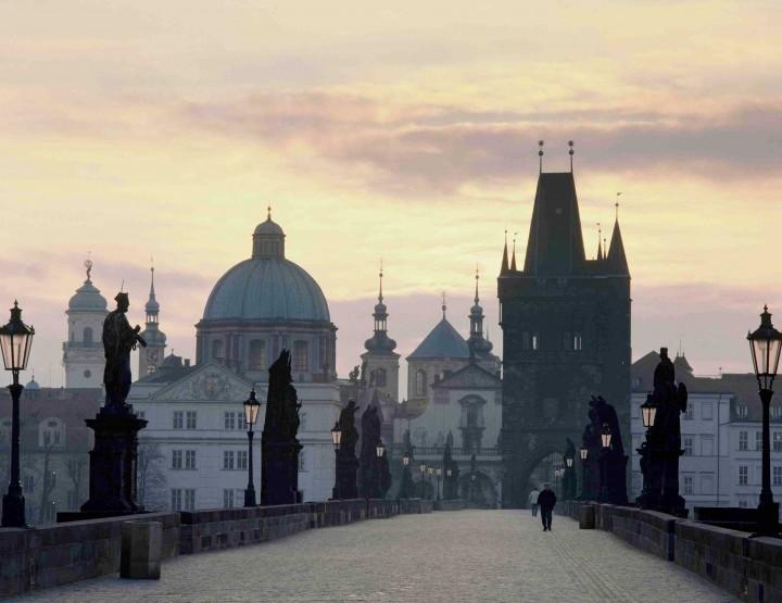 Urban Exploring: Per Anhalter nach Prag