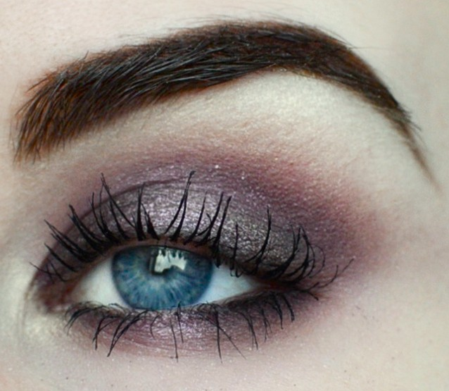 Styling and Beauty Tip Berlin | Purple Smokey Eye