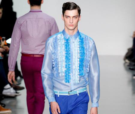 Fashion News: Richard Nicoll, für Sie & Ihn - H/W 14 - London Fashion Week, September 2014
