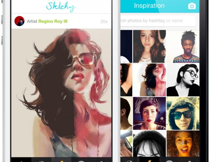 Künstler im Fokus: Werde Portraitkünstler mit der Sktchy App