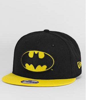 Menswear: New Era Snapback-Cap 'Batman'