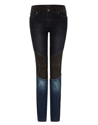 'Sienna' Jeggings, Slim Fit | in Patch-Optik
