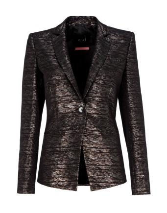 Sexy-eleganter Metallic Blazer