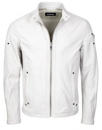 Menswear: sportive Jacke vom Luxus Label Bikkembergs