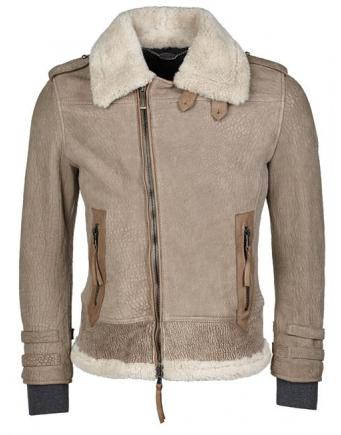 Menswear: Just Cavalli Jacke aus 100% Leder