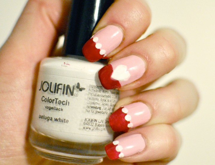 Styling- und Beauty-Tipp Berlin | Valentine's Day French Manicure