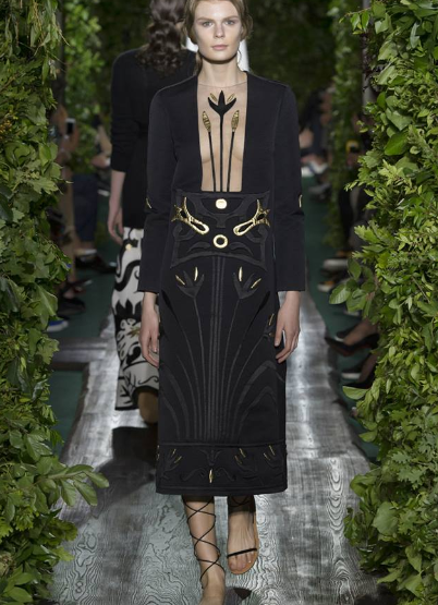 Fashion News: Valentino, für Sie, H/W 14 - New York Fashion Week, September 2014