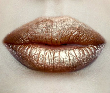 Styling- und Beauty-Tipp Berlin | Golden Lips