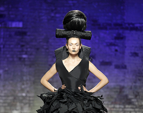 Fashion News 2015: Belgrade Fashion Week, April 2015 - Ivana Pilja, für Sie