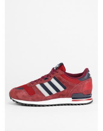 Menswear: Adidas Classic Oldschool Laufschuh in Rot