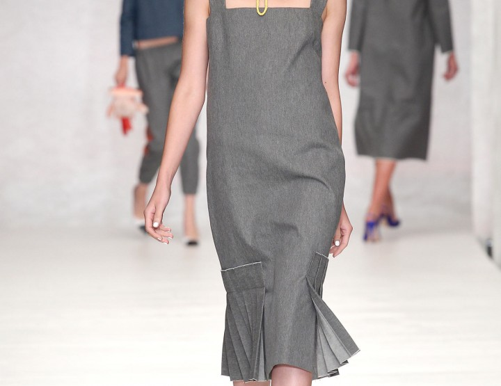 Fashion News: Ashley Williams, für Sie, F/S 14 - Fashion Week London, September 2014