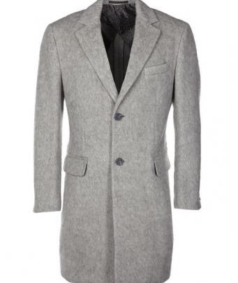 Menswear: Basic Style 'Classic Cavalli Mantel'