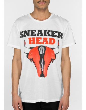 Menswear: Two Angle Sneaker Head Shirt