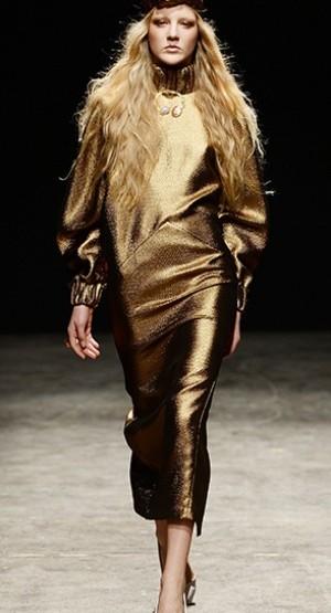 Fashion News: Özlem Ahiaki, für Sie - H/W 14 - Mercedes-Benz Fashion Week Istanbul, Oktober 2014