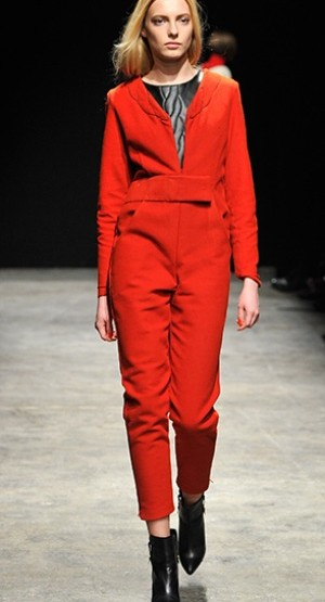 Fashion News: Ipek Arnas, für Sie, H/W 14 - Mercedes-Benz Fashion Week Istanbul, Oktober 2014